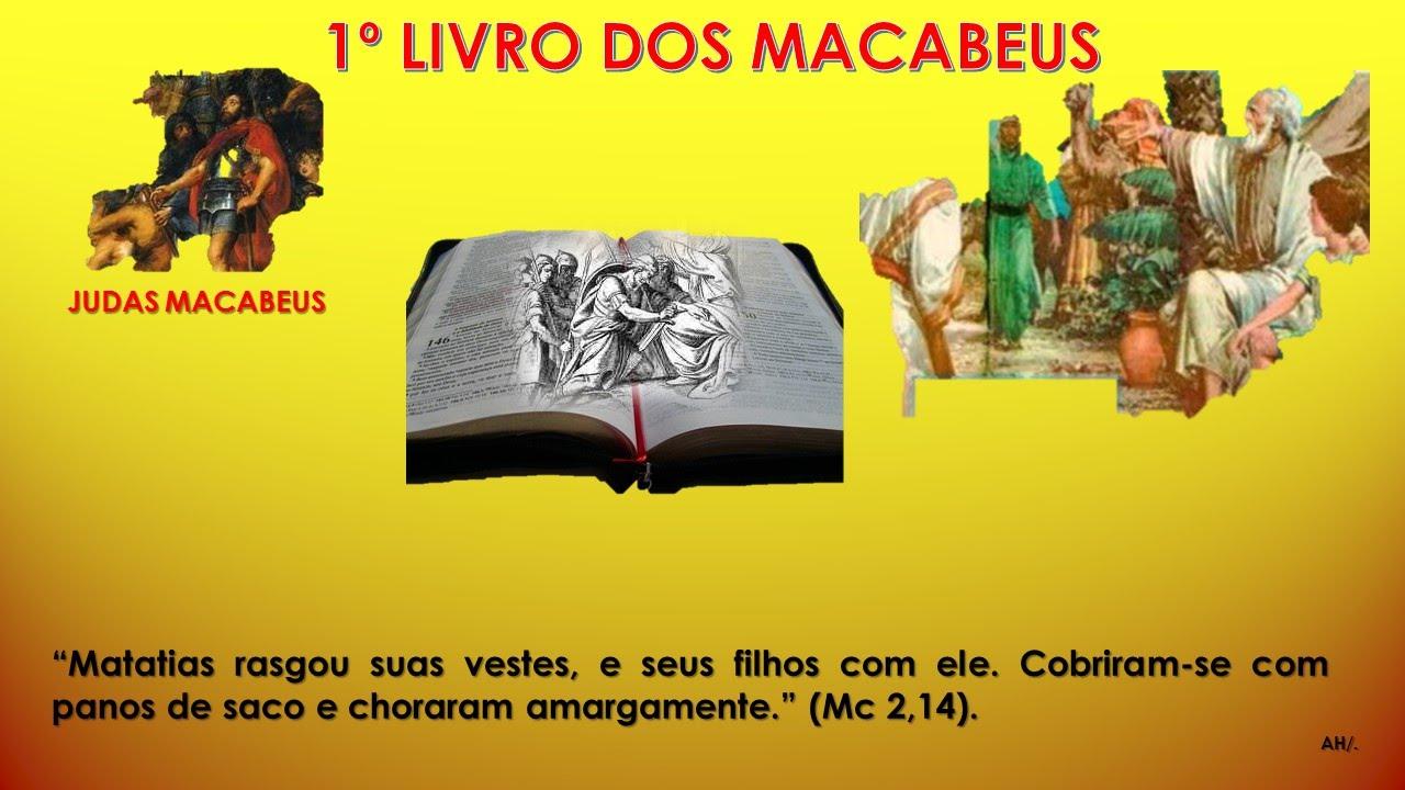 Resultado de imagem para livro dos macabeus