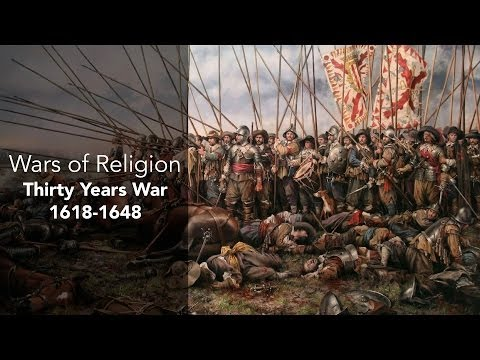 6D: Religious Wars-Thirty Years War