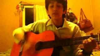 Cristobal figueroa-Que lloro (Cover sin bandera)