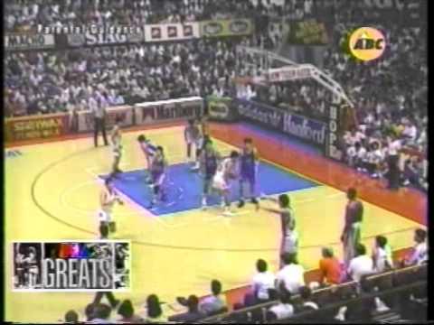 Coney Island vs San Miguel Game 4 (1993 AFC Finals)