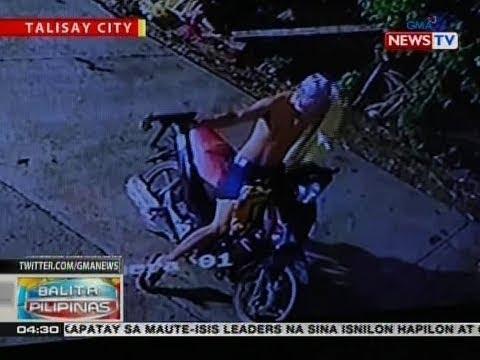 BP: Pagpapaulan ng bala sa Talisay city jail, na-huli cam