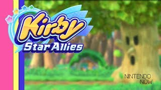 Hyness (Extended) - Kirby Star Allies Soundtrack