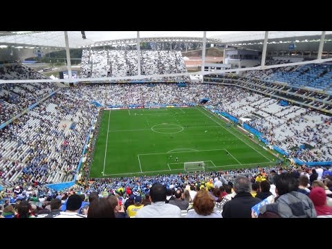 World Cup 2014 England x Uruguay / Arena Corinthians