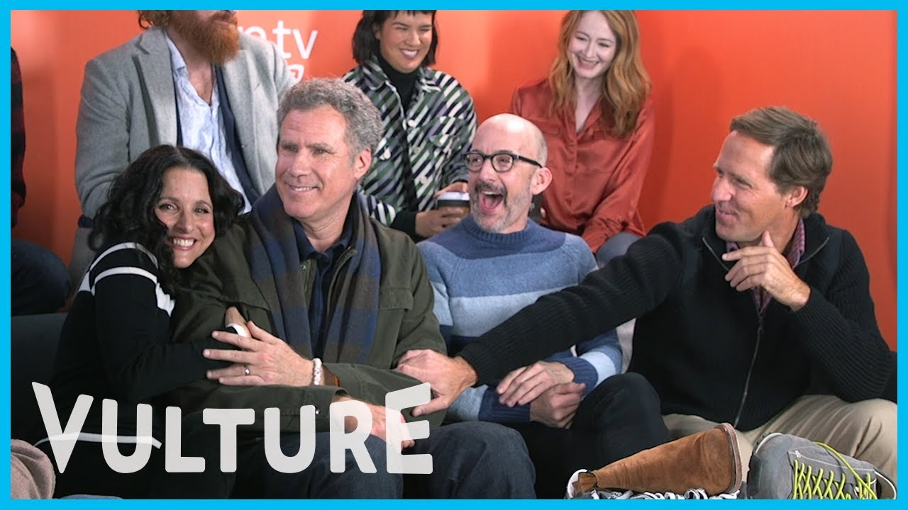 In 'Downhill,' Julia Louis-Dreyfus And Will Ferrell Are 'Not Here To ...
