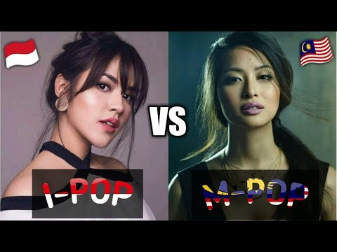 I-POP (Indonesia) vs M-POP (Malaysia) | Which your favorite?