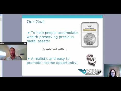 The importance of collecting gold and silver bullion - International Silver Network