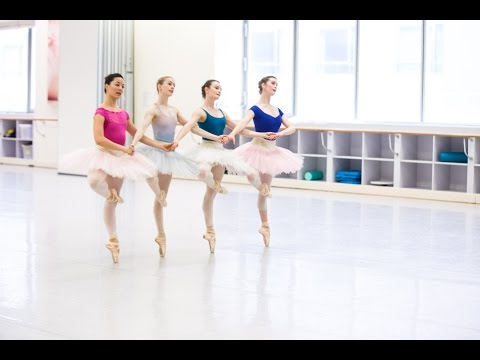 The Australian Ballet World Ballet Day 2016 Highlights
