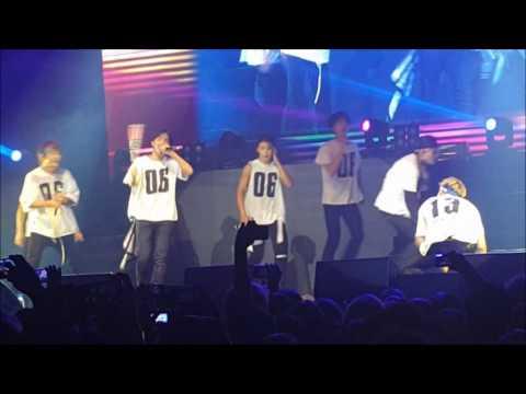 BTS Fun Boys e Rise of Bangtan show no Brasil 31/07\2015