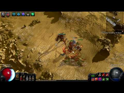 Path of Exile - Guia de build Summon Raging Spirits