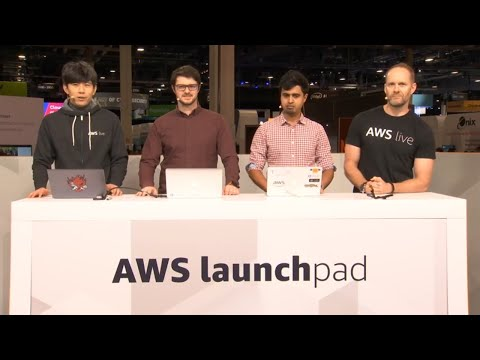 AWS re:Invent 2019 Launchpad | EKS Support Fargate Pods