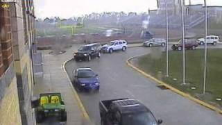Hempfield Tornado - Field House Security Cam 2 thumbnail