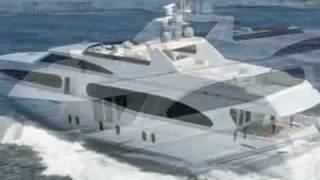 Broward Marine 120 Raised Pilothouse Yachts Yachts Azimut Ya