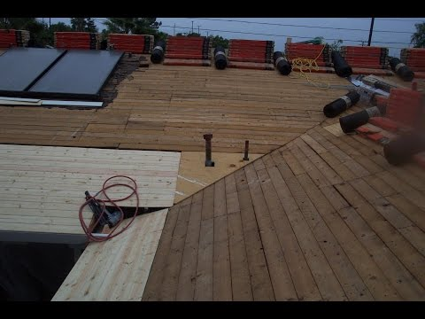 Roof Sheathing Installation Tips From Georgia Pacific Doovi