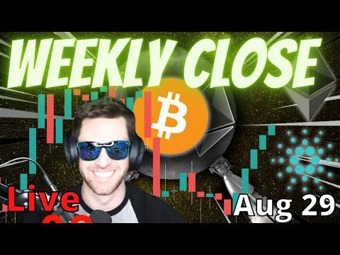 Bitcoin & Crypto Weekly Close Analysis & Price Prediction