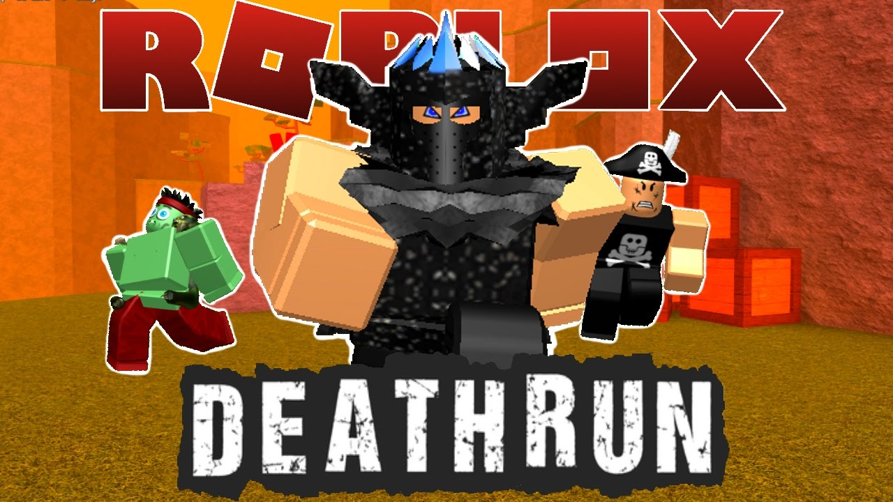 ZOMBIE PIRATES IN ROBLOX DEATHRUN by Jayingee