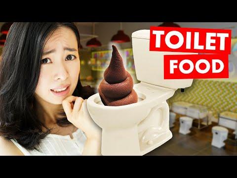 Toilet Restaurant: Poop Ice Cream In Taiwan