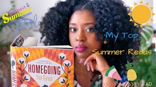 5 Books To Take On Holiday/Vacation | Summer Reading List 