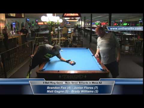 Main Street Ring Game #2 - Gagne - Flores - Fox - Brady