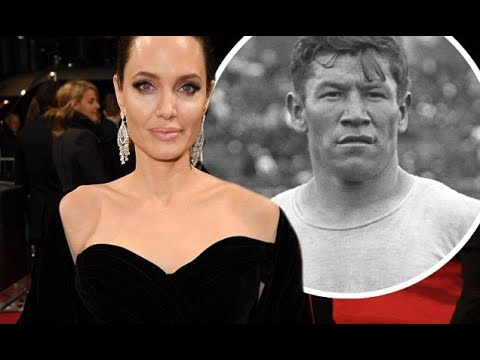 sull'atleta nativo Jim produce americano Angelina Jolie biopic fwq7FIctx