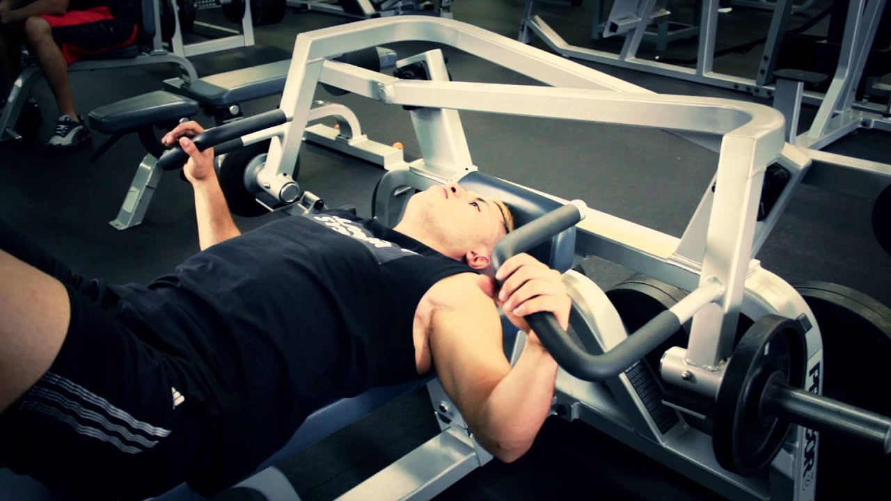 Leverage Incline Bench Press Youtube