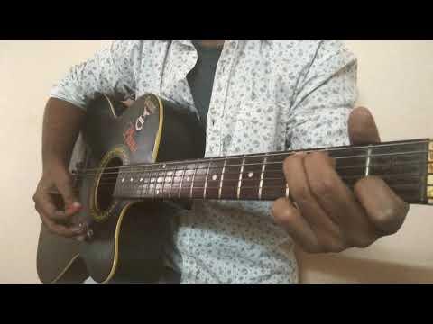 Ninnila Guitar cover | Tholiprema songs | Varun tej | Raashi khanna | SS Thaman ||