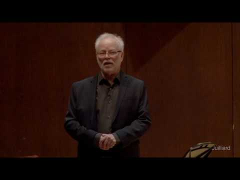Opening Remarks by Adam Meyer & Joel Smirnoff | Juilliard Joel Smirnoff Chamber Music Master Class