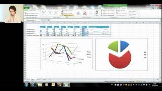Возможности Office 2010. Excel 2010. Урок 5. Часть1|VIDEOZAK.RU