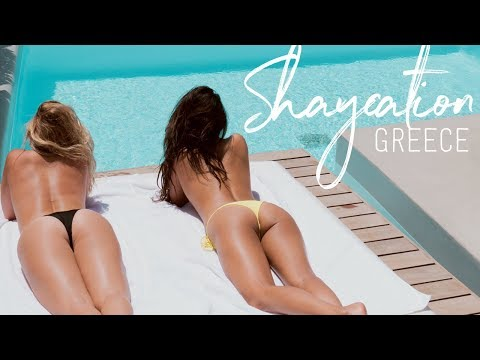 Shaycation: Greece | Shay Mitchell