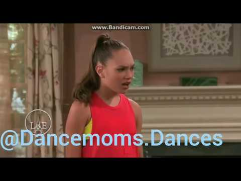 DANCE MOMS    Maddie And Mackenzie In NICKY, RICKY, DICKY & DAWN