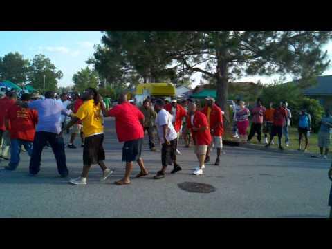 Al-Rakim 142 Block Party 2k12 in Camilla, GA