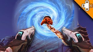 WTF IS THAT ROADHOG HOOK? - Overwatch Funny & Epic Moments 371
