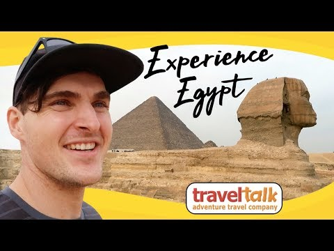 Experience Egypt: The Ancient Attractions of Cairo City | Travel Talk Tours