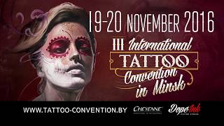 III TATTOO CONVENTION HDTV