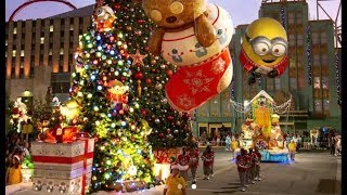 ? Universal's Holiday Parade featuring Macy's LIVE! #HolidayLikeThis