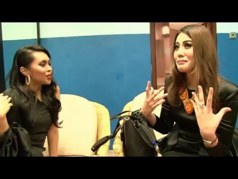 Dewi Liana Seriestha and Dayang Nurfaizah