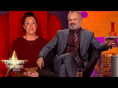 Red Chair Story Goes Too Far - The Graham Norton...