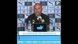 """OM : """"L'histoire de ce club l'oblige à jouer une coupe d'Europe"""", insiste Sampaoli"""