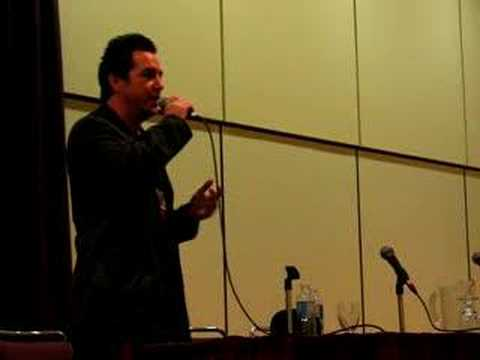 SGA: Paul McGillion Talks about Glasgow Convention