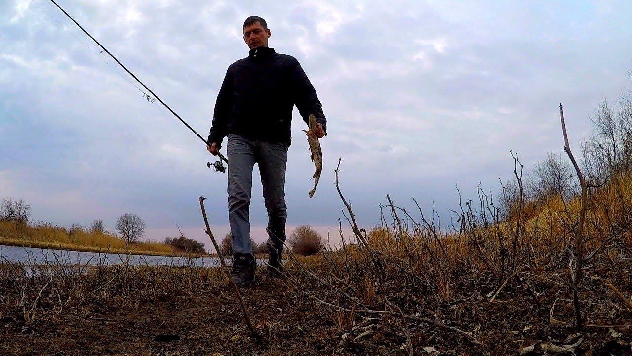 Сезон рыбалки в астрахани весной