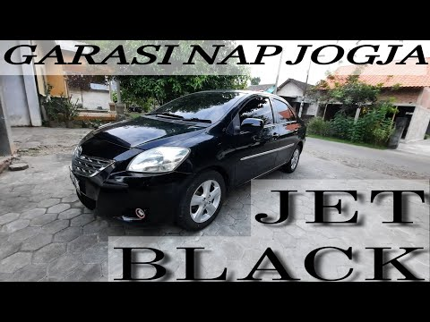 Review Bekas Taksi Vios Limo Upgrade Tipe G Hitam Elegant Jet Black | NAP Jogja