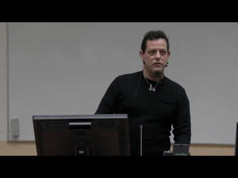 Cyber Security Guest Lecture - Ralph Echemendia