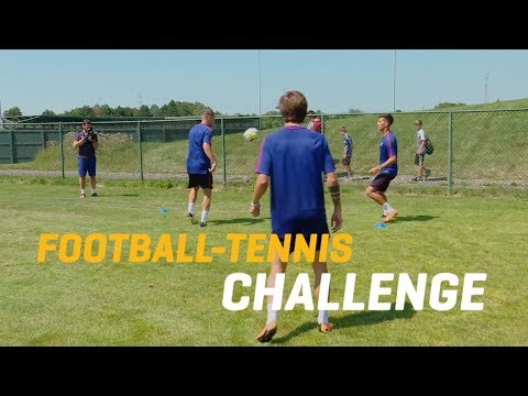 AS Roma Football Tennis Challenge
