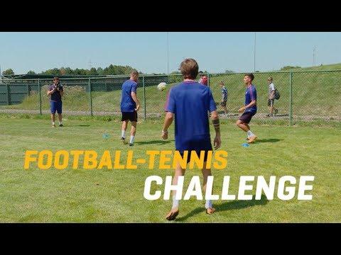 AS Roma Football Tennis Challenge
