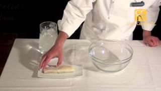 Cómo desalar el bacalao