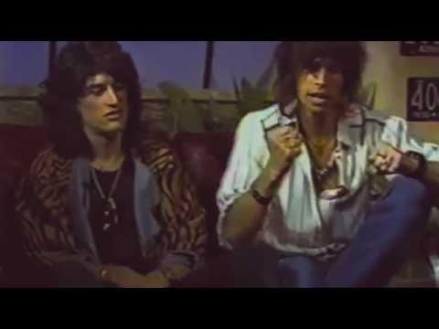 Aerosmith on V66 (1986)