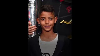 The sad reason Cristiano Jr. is mocked by his schoolmates | Oh My Goal