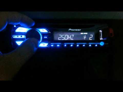 Como REGULAR CD Player? DVD | Rádio Receiver Som Automotivo | Equalizador | Pioneer