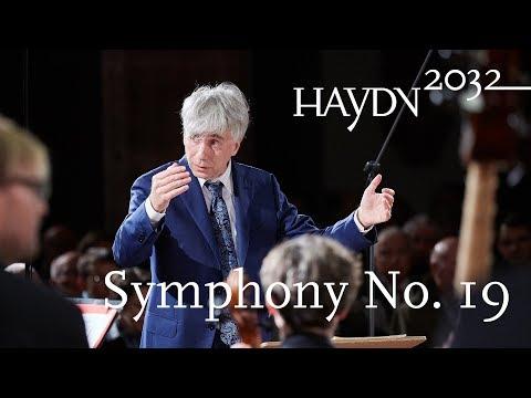 Haydn Symphony No. 19 | Giovanni Antonini | Kammerorchester Basel (Haydn2032 live)
