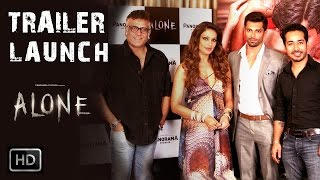 Alone Trailer Launch | Bipasha Basu, Karan Singh Grover