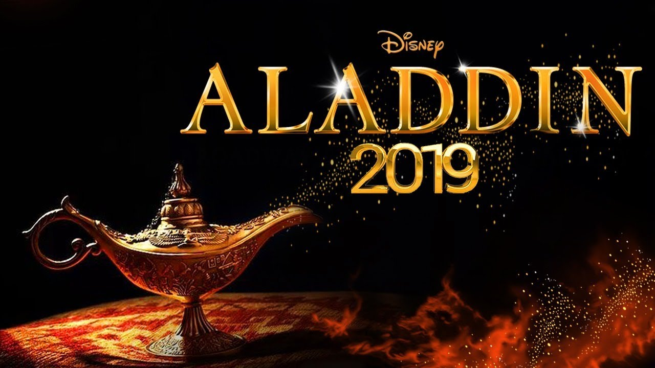 Movie Poster 2019: Aladdin 2019 Nuevo Adelanto